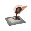 Kép 2/3 - Tescoma Delicia rozsdamentes állítható téglalap tortaforma - 623382