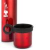 Kép 2/2 - Bialetti hőtartó, rozsdamentes acél termosz pohárral, piros 460 ml - DCXIN00001
