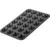 Kép 1/2 - mini muffin forma 24 db 38 x 26 cm - Tescoma Delicia 623226