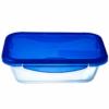 Kép 4/5 - Pyrex Cook & Go hőálló sütőtál és ételtároló légmentes fedővel 24x18 cm, 1,7 liter - 275064