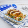 Kép 5/5 - Pyrex Cook & Go hőálló sütőtál és ételtároló légmentes fedővel 24x18 cm, 1,7 liter - 275064