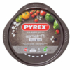 Kép 2/3 - Pyrex Asimetria tapadásmentes pizzasütő forma 32 cm - 203184