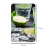 Kép 3/3 - Wenko Universal főzőlap védő üveglap 2 db, Mojito - 550465
