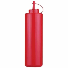 adagoló flakon 360 ml piros - 41526-R2 Paderno,