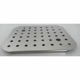 Pintinox Buffet 2010 rozsdamentes acél víz elvezető GN 2/3 - 144466