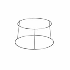 Pintinox Pinti rozsdamentes acél drót állvány 24x28x15cm - 144681