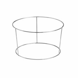 Pintinox Pinti rozsdamentes acél drót állvány 32x36x20cm - 144682
