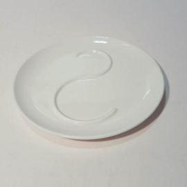 Luminarc Fjords porcelán csésze alj 16cm (9,19 cl-hez) - 500808