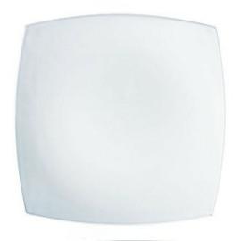 Luminarc Quadrato fehér tányér lapos 26,5 cm - 502109