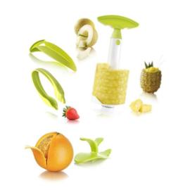 Vacu Vin praktikus műanyag gyümölcshámozó szett -