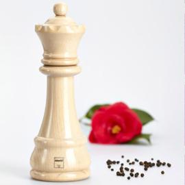 sakkfigura borsőrlő 23 cm Bisetti sötét királynő - 127051