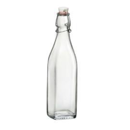csatos üveg 0,25 literes Bormioli Rocco, Budapesen átvehető