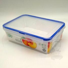 téglalap alakú ételtároló doboz 2,6 literes Hobby life BPA mentes műanyag - 21472