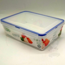 téglalap alakú ételtároló doboz 4,3 literes - 21473 Hobby life műanyag