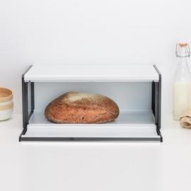 Brabantia Fall Front Bin® kenyértartó 2 kg-os fehér - 198625
