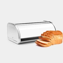 kenyértartó 2 kg-os - 312601 Brabantia Roll Top Touch Bin® érintő záras
