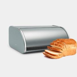 kenyértartó 2 kg-os - 484308 Brabantia Roll Top Touch Bin® érintő záras