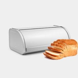 kenyértartó 2 kg-os - 247248 Brabantia Roll Top Touch Bin® érintő záras