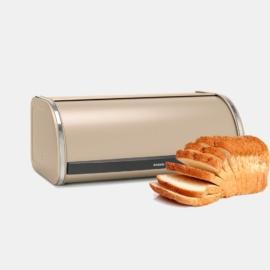 Brabantia Roll Top kenyértartó 2 kg pezsgő színű - 304804