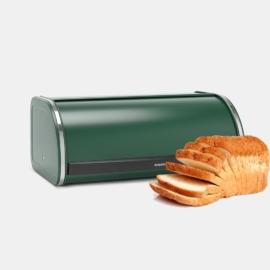 kenyértartó 2 kg Pine Green Brabantia Roll Top - 304767