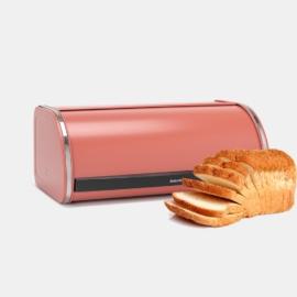 kenyértartó 2 kg Terracotta Pink - 304781 Brabantia Roll Top