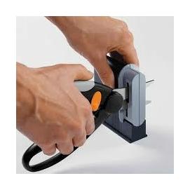 Fiskars Functional Form Clip-Sharp ollóélező, nagy, fekete 1000812