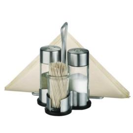 só-, bors-, fogvájó-, szalvétatartó - 650332 Tescoma Club