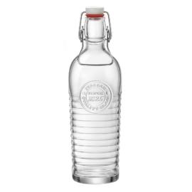 Bormioli Rocco Officina 1825 1,2 literes csatos üveg fekete 119840