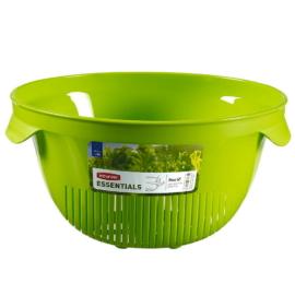 Curver Essentials műanyag szűrőedény 28 cm zöld 221947