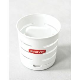 evőeszköztartó fehér - 410044 Curver műanyag