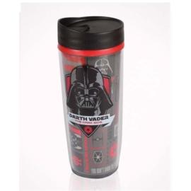 Termosz és utazóbögre 0,5 literes - QP713 Curver Darth Vader