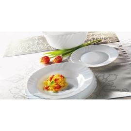 Bormioli Rocco Prometeo 18 részes porcelán étkészlet