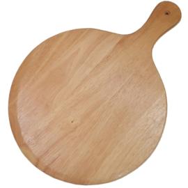 Fa pizza tányér nyeles 33cm - 210012