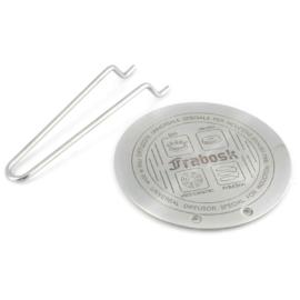 indukciós alátét lábasokhoz és serpenyőkhöz 22 cm Frabosk