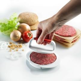 hamburger húspogácsa forma és nyomó - Westmark 6233