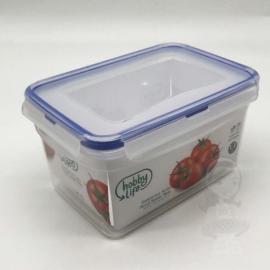 téglalap alakú ételtároló doboz 1,3 literes Hobby life BPA mentes műanyag - 21466
