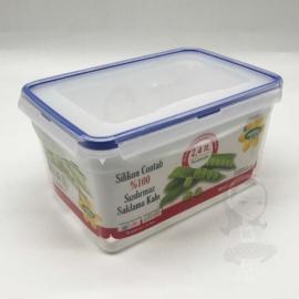 Hobby life BPA mentes műanyag téglalap alakú ételtároló doboz 2,4 literes - 21471