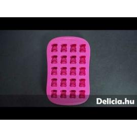 gumimaci gumicukor forma 2 db Tescoma szilikon