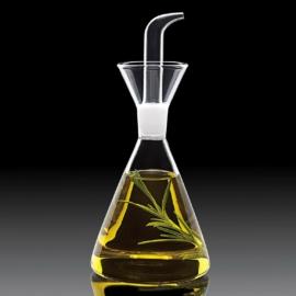 Luigi Bormioli Thermic Glass kúp alakú olajtartó - 198135