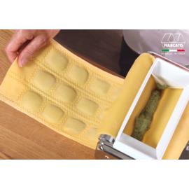 Marcato Ravioli tésztakészítő kiegészítő tartozék Marcato tésztagéphez - 60x60-as