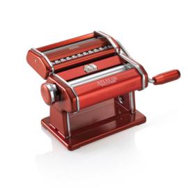 3 funkciós olasz tésztagép Marcato Atlas Wellness 150 mechanikus piros - 128008,