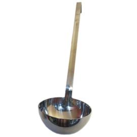 Salvinelli rozsdamentes merőkanál 12 cm 500 ml