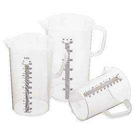 mérő kancsó 3 literes Paderno műanyag - 47606-30,