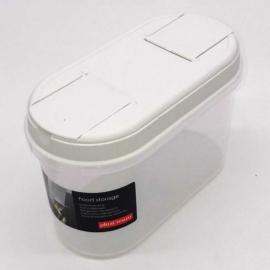 Plast team műanyag zárható fűszertartó 1,2 liter - 1125