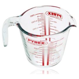mérő pohár 0,5 literes - 203002,, Pyrex üveg