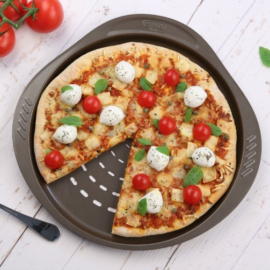 tapadásmentes pizzasütő forma 32 cm Pyrex Asimetria,
