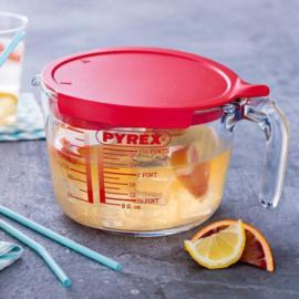Pyrex üveg mérő˜pohár fedő˜vel 1 literes - 203271