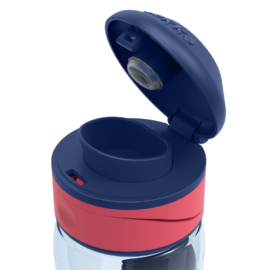 Quokka Splash Indigo műanyag kulacs 0,73 liter - 265006