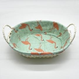 kenyeres kosárka Flamingó- 70-856