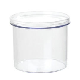 vákumzáras fűszertartó, átlátszó műanyag 0,6 liter - 5315